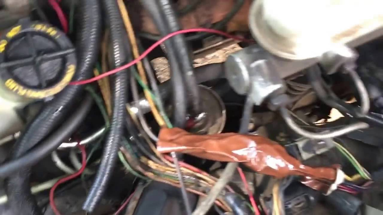 87 Ford F 350 Wiring Diagram My Cure For The 2 9 Curse Youtube