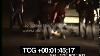 Rodney King Beating Full Video | 8 minutes SCREENER.