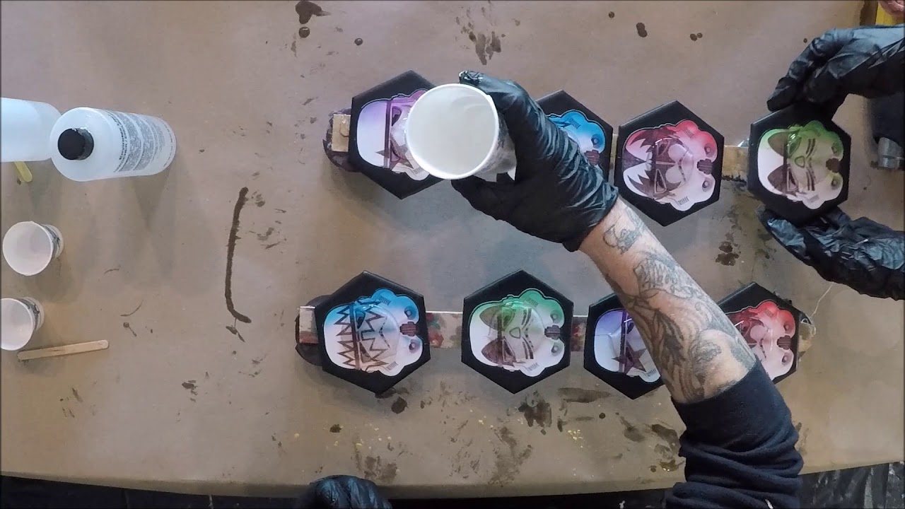 EASY DIY Resin Coasters Make Them Something Special YouTube - Coasters with photos on them