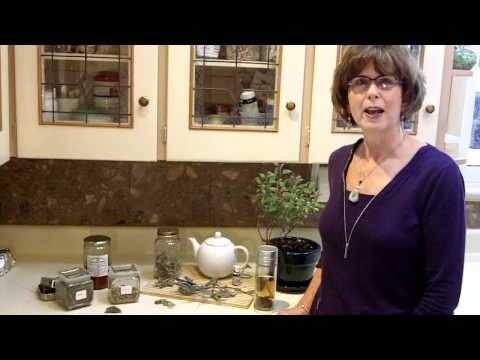How to Defeat Menopause Hot Flashes with Garden Sage.MOV