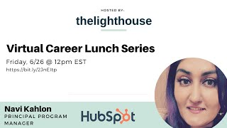 thelighthouse x Navi Kahlon, Project Management, Contract Work, Finding your Voice