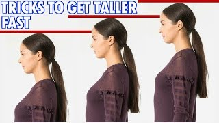 How to Grow Taller Fast With These Tricks to Get Taller Naturally