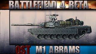Battlefield 4 Beta Übersicht ► M1 Abrams Kampfpanzer (Battlefield 4 Beta PC Gameplay)