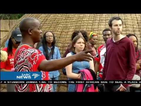 Swazi Kingdom on a drive to promote tourism