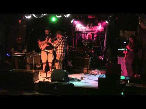 Pete Kartsounes Band - Barkley Ballroom Frisco, CO SBD HD tripod