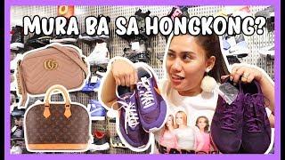 HONGKONG HAUL (mas mura ba bilihin dun?) 💜 Purpleheiress