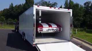 1972 Candy Red Cutlass 442 / Johns Restoration