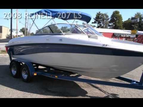 2008 REINELL 207 LS for sale in Angola, IN