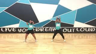 Push Back by Ne-Yo, Bebe Rehxa & Steflon Don - CTY COMMIT Dance Fitness Choreography