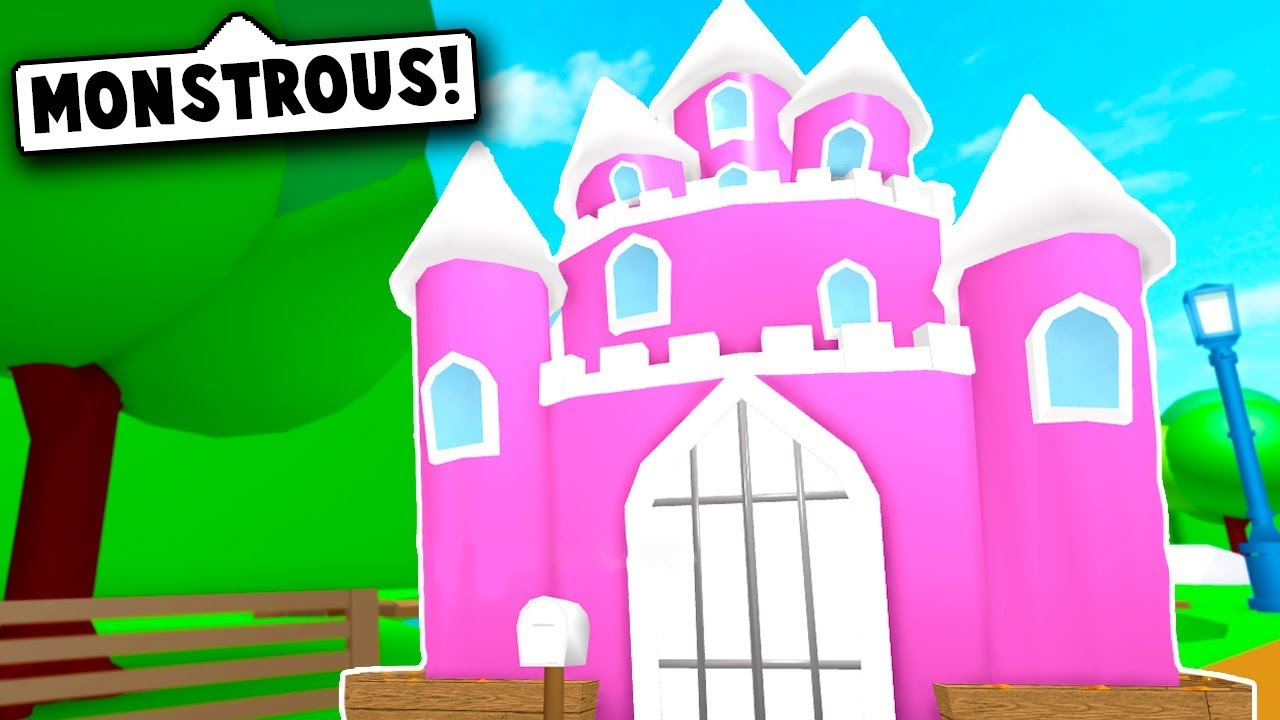 Buying The New Castle House Roblox Meepcity - roblox meep city houses