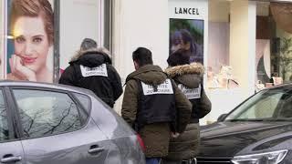 Braquage : les employés d'une banque séquestrés (22 janvier 2019, Champs-Elysées, Paris)