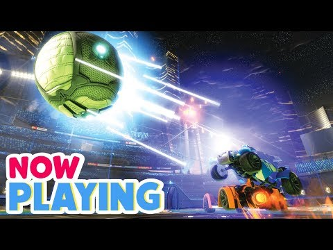 The Master Returns!!! - Rocket League Let's Play