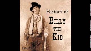 HISTORY OF BILLY THE KID - Full AudioBook - Charles Siringo