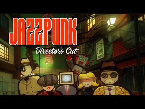 Jazzpunk - Heroine Chic Trophy Guide
