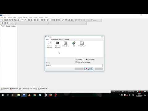Cara Menggunakan Dev C++ Untuk Pemula