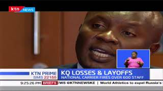 KQ Chair Michael Joseph explains move to layoff 650 employees