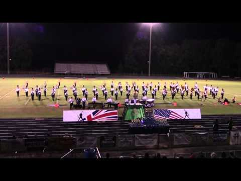 2015 Showcase of Bands - Clover Hill High School