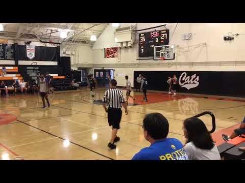 Leland Varsity vs Cupertino Sun 7 8 18