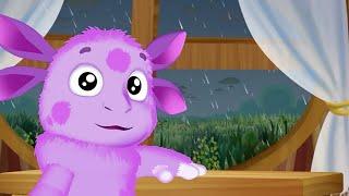 Лунтик Плохая погода смотрим мультики Прямая трансляция