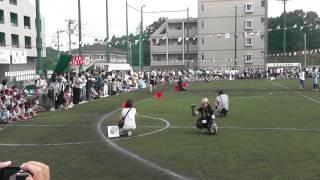 祝シニア父母リレーチーム優勝!!