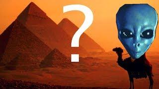 Тайны египетских пирамид. Дневники НЛО. Встречи с НЛО
