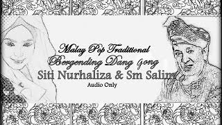 "Tan Sri SM Salim & Dato Siti Nurhaliza ""Bergending Dang Gong"" ( MP3 Audio Only)"