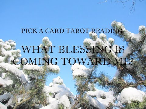 PICK A CARD | WHAT BLESSING IS COMING TOWARD ME?(WITHIN 3 MONTHS)