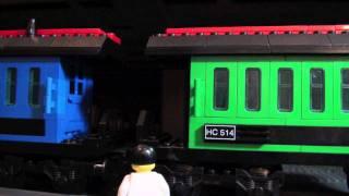 Underground - A Lego Stop-Motion Short Film