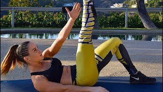 Abs Workout for women :  Ab Workout for Women At Home no equipment