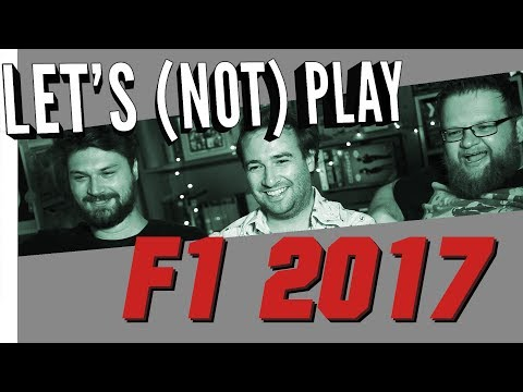 Let's (not) Play F1 2017