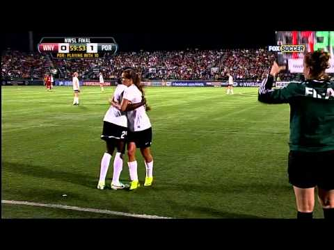 NWSL Championship: Western New York Flash vs. Portland Thorn