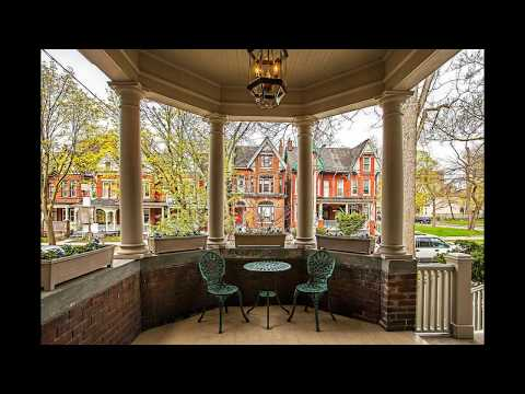 379 Huron St Toronto Luxury 5 Bedroom South Annex Home For Lease