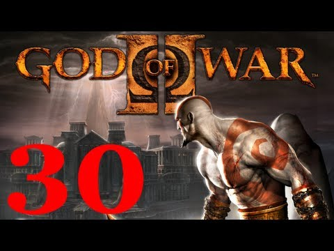 God of War 2 Прохождение - Часть 30 - Зевс