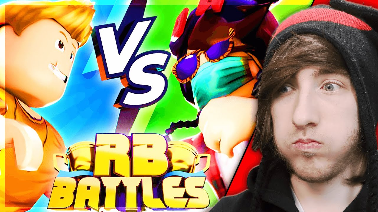 SKETCH VS KREEKCRAFT! [Reaction] Roblox RB Battles Championship - download from YouTube for free