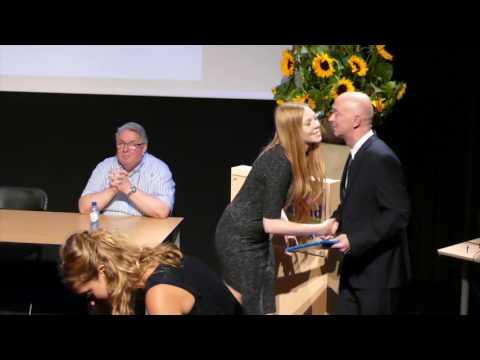 diploma uitreiking vwo markland college 2016