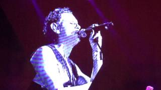 Depeche Mode - The Things You Said (live) HD