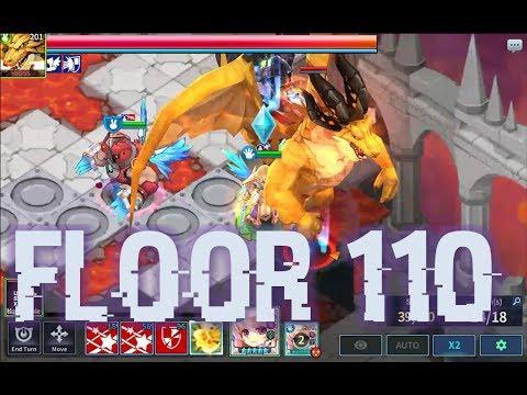 Fantasy War Tactics R - ToD Floor 110 June 2017 : Using The Carrot Strat!