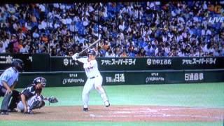 岡本和真 初の東京ドームで大暴れ!(イースタンリーグ2015-08-04/05)
