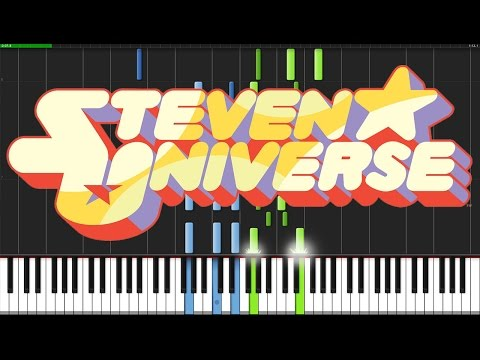 Love Like You - Steven Universe (Ending) [Piano Tutorial] (Synthesia) // Zeila