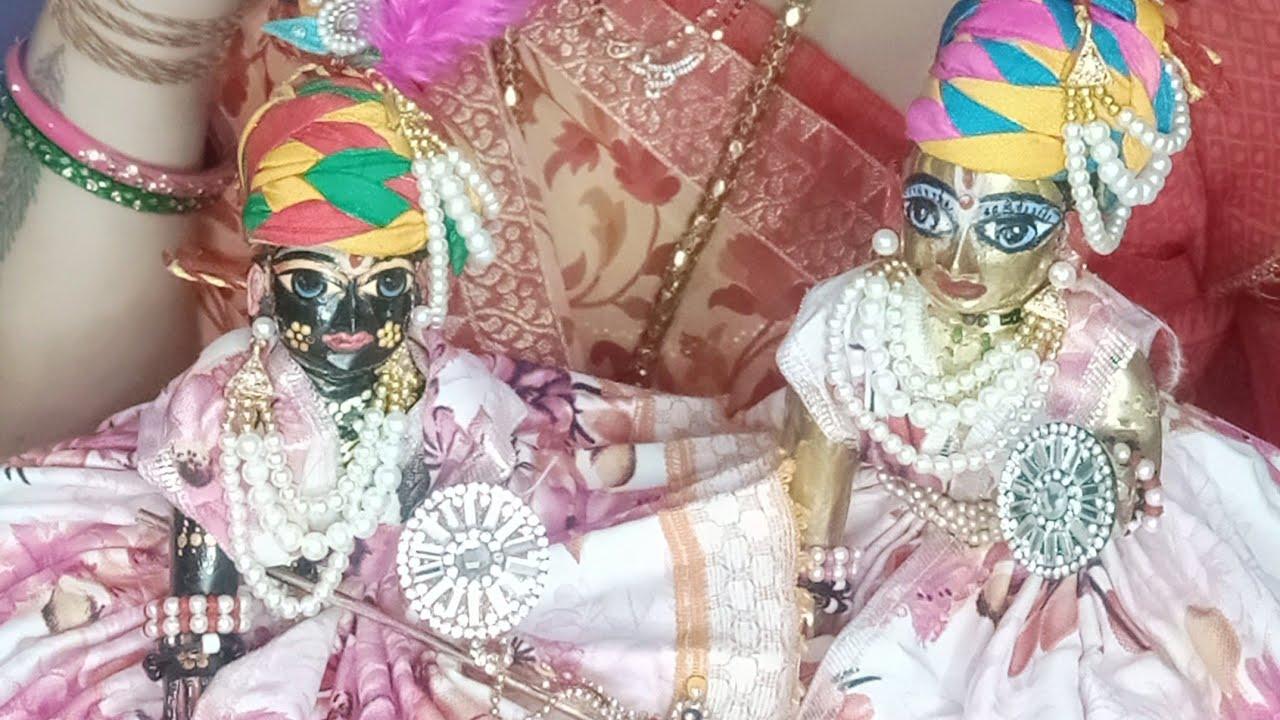 Shringar laddu or gopu ka jo hamesha man ko bhaaye