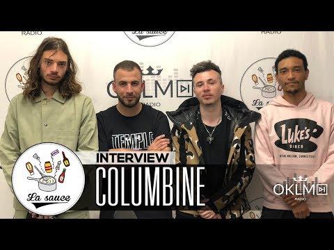 COLUMBINE ('Adieu, au revoir', fin du groupe ? La vie d'artiste, Djadja & Dinaz... ) - #LaSauce