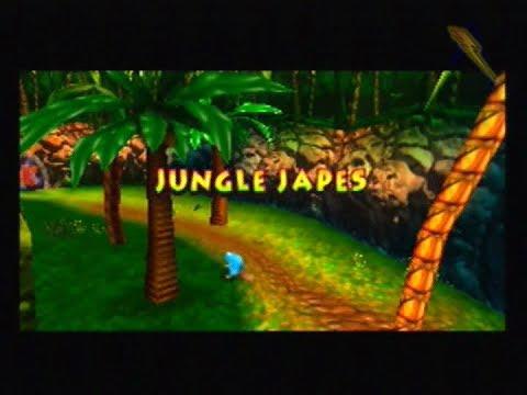 Donkey Kong 64 101% Walkthrough - Part 3 - Jungle Japes