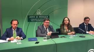Sánchez Haro confirma caso aislado de Xylella fastidiosa en planta ornamental en Almería