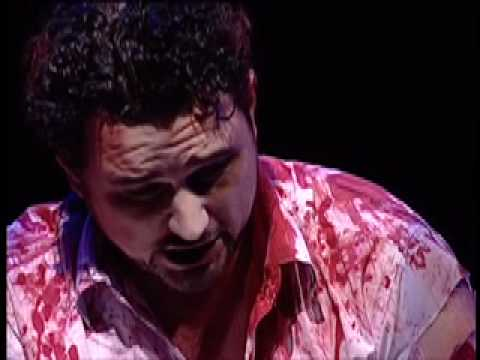 """Highlights from Opera Siam's """"Tosca"""""""