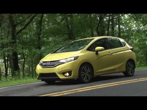 2015 Honda Fit TestDriveNow.com Review by Auto Critic Steve Hammes