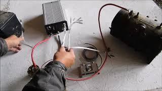 Electric vehicle system / DIY ev simplicity