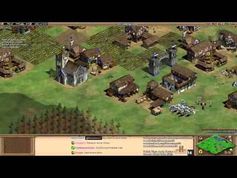 how to play aoe ii tower defense