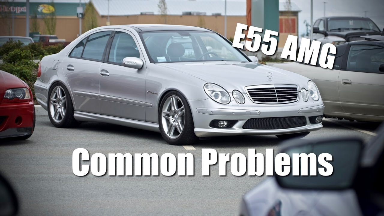 E55 AMG | Problems To Look For + Buying Advice (4K)