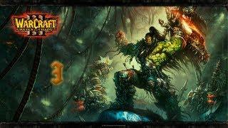 WarCraft III Reign of Chaos Hard - Орда Часть 3 - Боевые Топоры