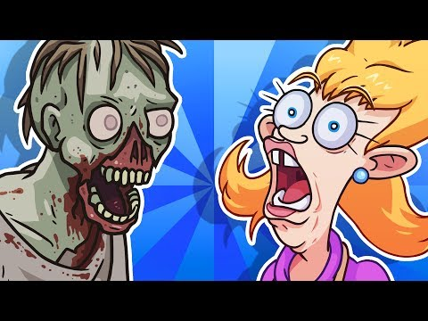 Thumbnail: YO MAMA SO STUPID! The Walking Dead